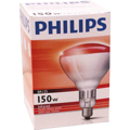 Picture of Promiennik Infrared Philips 150 W,  czerwony (50242-00-00)