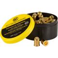 Picture of Naboje do urządzenia ubojowego  dla mniejszych zwierząt (żółte) 50 szt