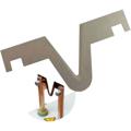 Picture of Ostrze zamienne (zapasowe) w kształcie litery V , 1 szt