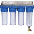 Picture of Filtr wody 4-stopniowy z płukaniem wstecznym