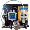 Picture of HQ-Easymix pompa dozująca dla kwasów do  1 %  z automatycznym systemem wentylacji