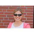 Obrazek Okulary ochronne UVEX w stylu sportowym - barwione