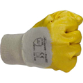 Obrazek Rękawcie robocze Gelbstar - kolor żółty, rozmiar 8